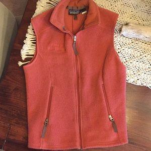 Patagonia synchilla fleece vest